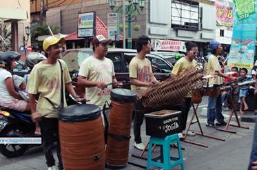 Seniman Jalanan Yogyakarta