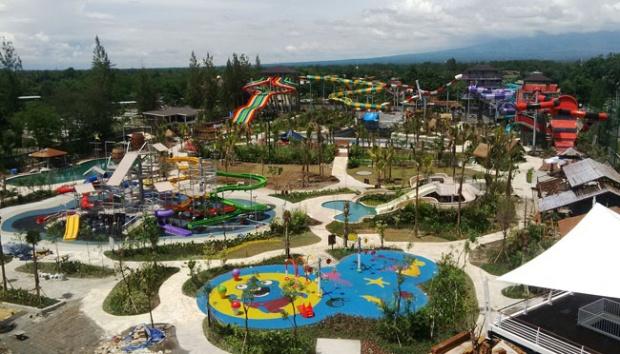 Tempat wisata Jogja Bay Waterpark